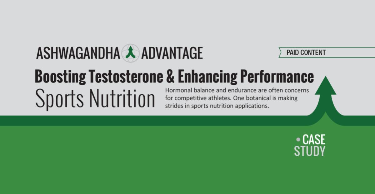 Boosting Testosterone - Report