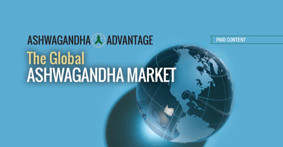 The Global Ashwagandha Market - report